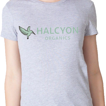 Halcyon Organics cannabis lifestyle apparel for women